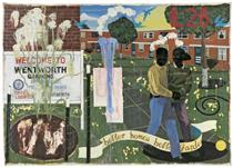 Better Homes, Better Gardens - Kerry James Marshall