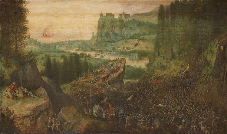 Pieter Bruegel The Elder S Genre Paintings Used