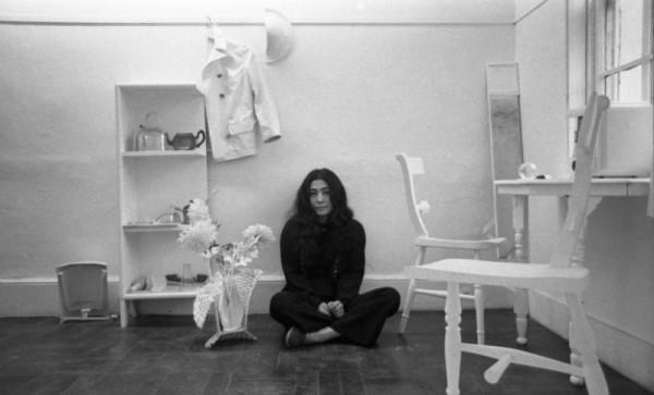 Half-a-Room, 1967 - Yoko Ono