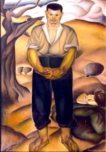 Worker (Agriculture) - Alexandru Phoebus