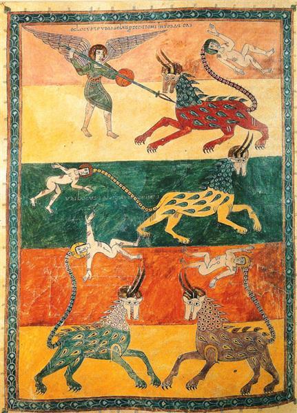 Artists by art movement: Pre-Romanesque Art