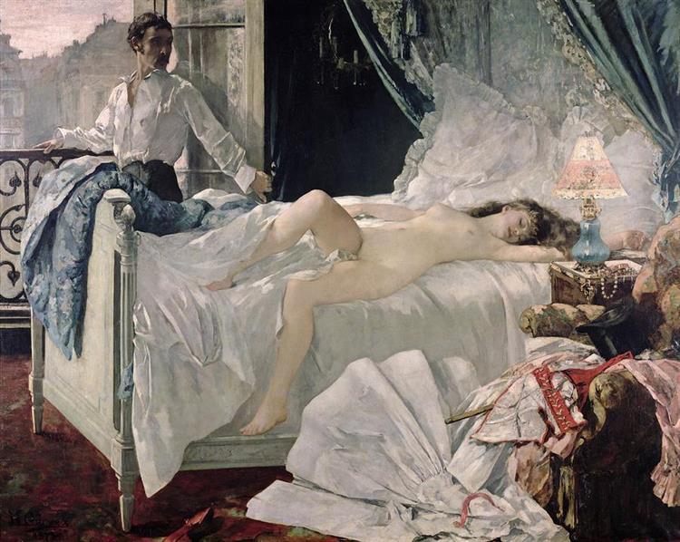 Rolla, 1878 - Henri Gervex