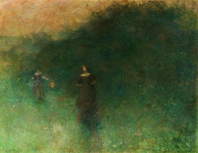 Before Sunrise, 1895 - Thomas Dewing