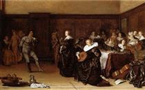 Musical Company - Pieter Codde