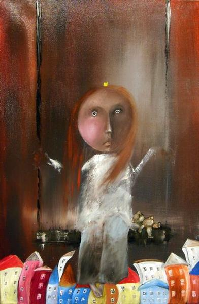 Princess, 2009 - Monica Blatton