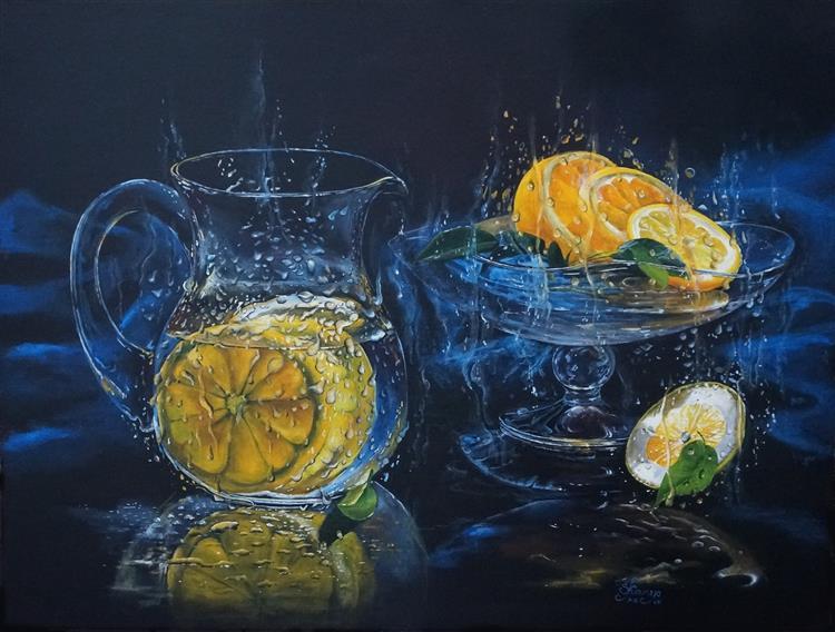 Lemons, 2015 - Lana Kanyo