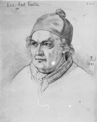 Йозеф Антон Кох