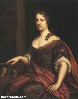 Self-portrait, 1680 - Mary Beale
