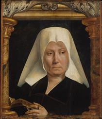 Portrait of a Woman - Quentin Massys