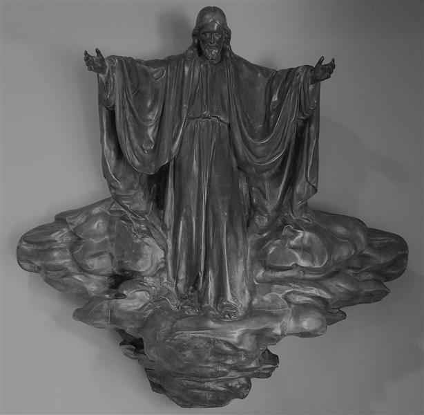 Christus Ascending, 1931 - Joseph Urbania