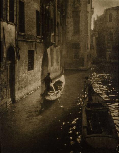 Venedig - Canale Grande, 1929 - Nicola Perscheid