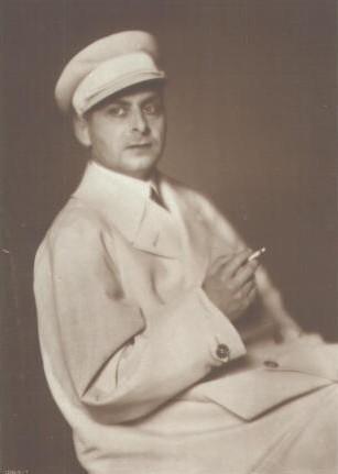 Schauspieler Ferdinand Von Alten, 1929 - Nicola Perscheid