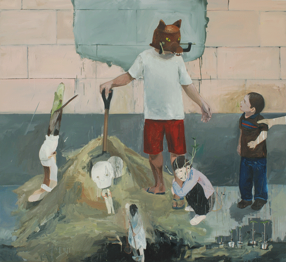 Burial, 2009 - Eduardo Berliner