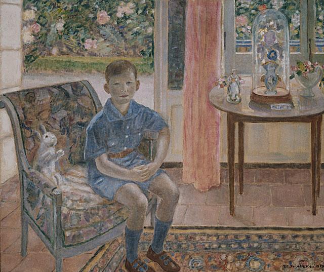 Youth, 1926 - Frederick Carl Frieseke