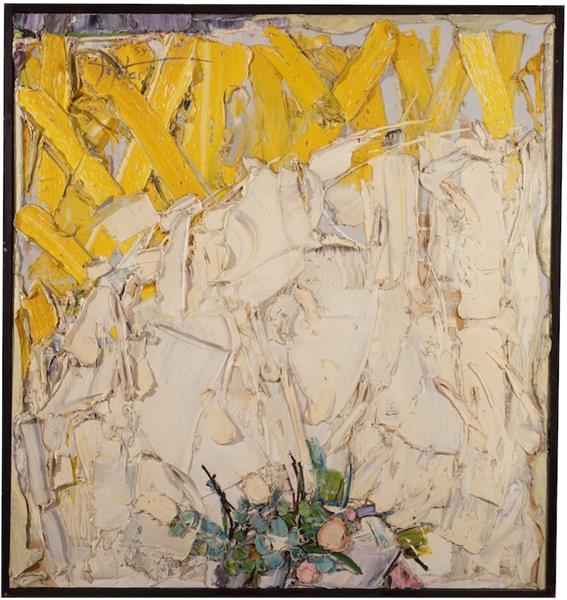 Untitled, 1954 - Manoucher Yektai