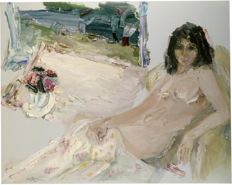 Untitled, 1980 - Manoucher Yektai