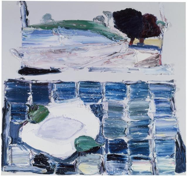 Untitled, 1981 - Manoucher Yektai