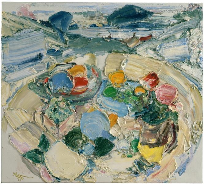 Untitled, 1982 - Manoucher Yektai