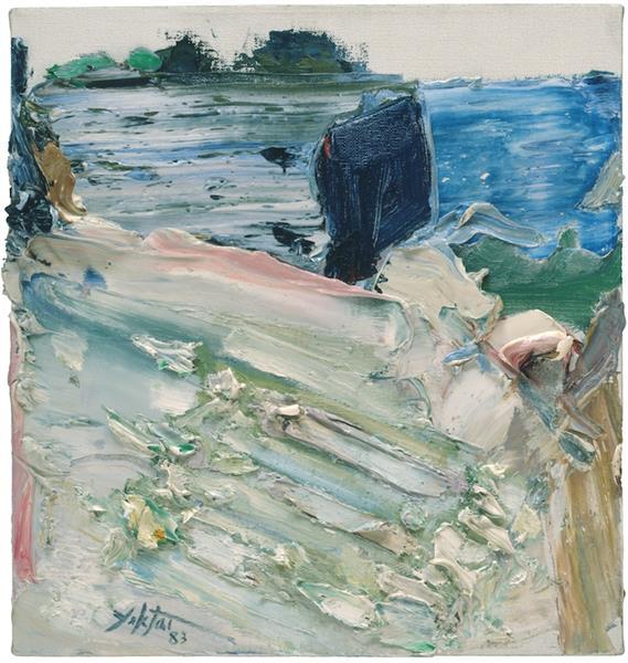 Untitled, 1983 - Manoucher Yektai