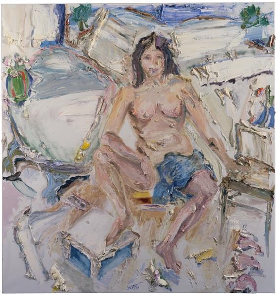 Untitled, 1997 - Manoucher Yektai
