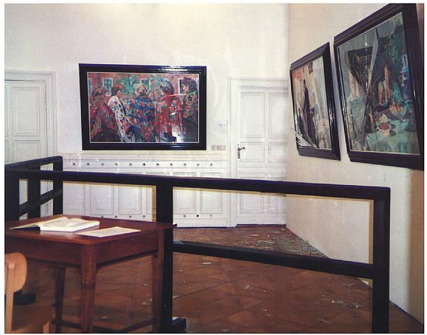 The Artist's Despair - Ilya Kabakov