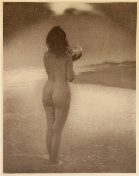 Dawn, 1909 - Alice Boughton