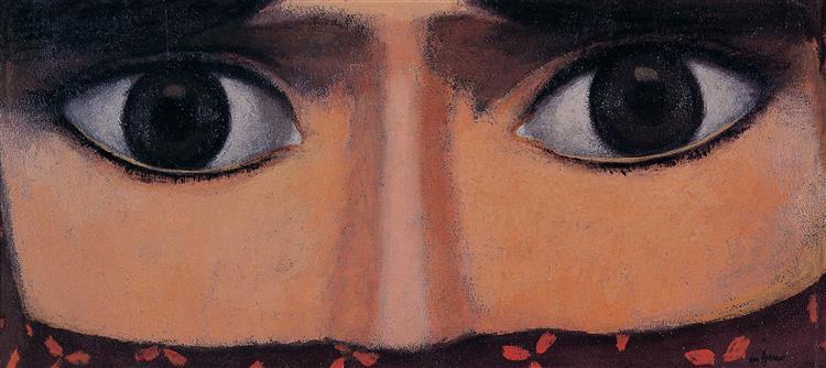 Eyes, 1979 - Nuri Iyem