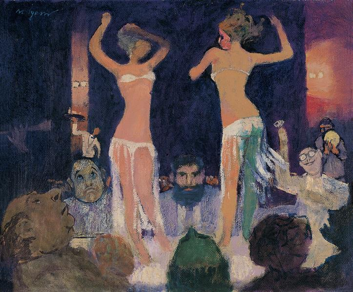 Belly Dancers - Nuri Iyem