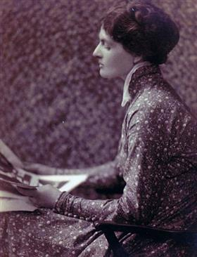 Ethel Léontine Gabain
