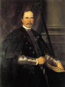 Marshal Jan D. Tarnowski - Henryk Rodakowski