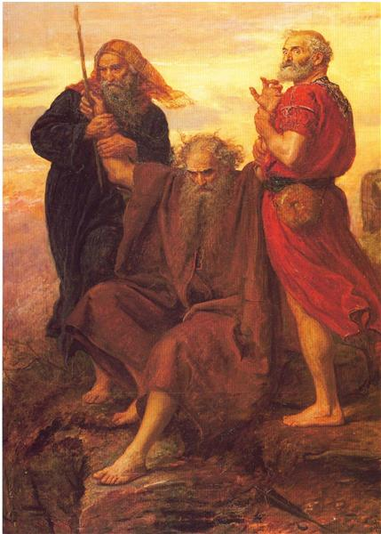 Victory O Lord!, 1871 - John Everett Millais