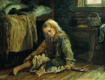 Girl - Алексей Иванович Корзухин