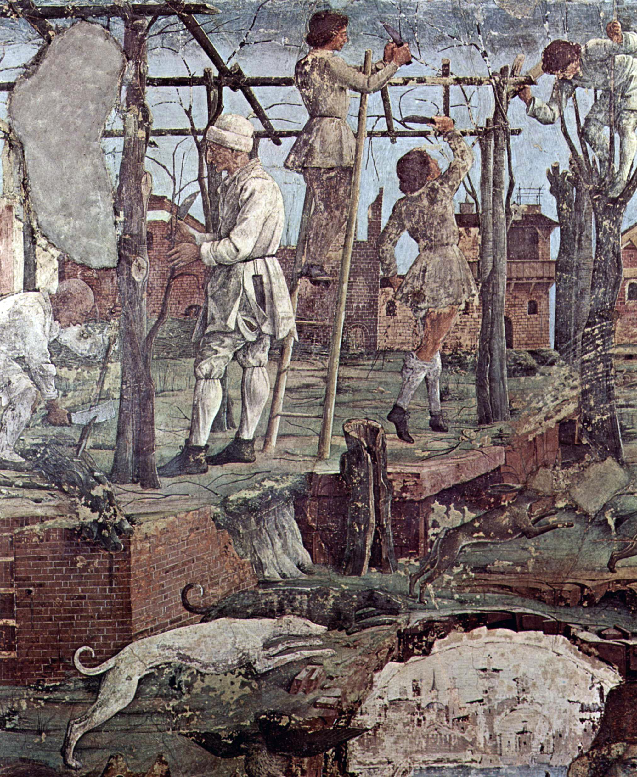 La Primavera 1478 Sandro Botticelli Wikiart Org