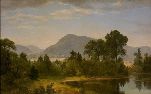 Keene Valley - Asher Brown Durand