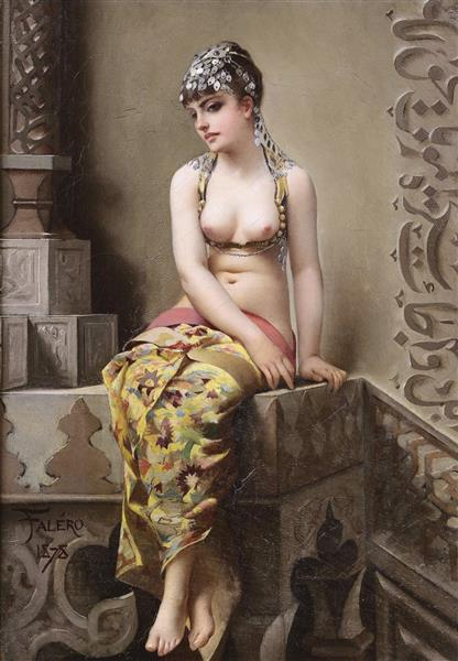 Enchantress - Luis Ricardo Falero