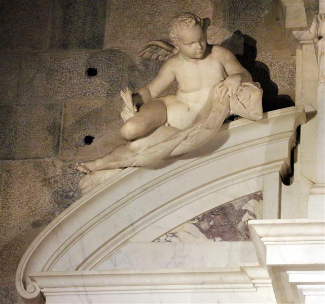 Duomo (lucca) - Interior - Juan de Bolonia