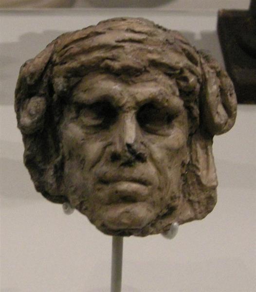 Mascherone, c.1578 - Giambologna