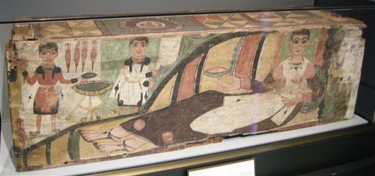 Sarcofago Dipinto - Retratos de Faium