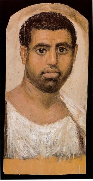 Fayum Mummy Portrait - Retratos de El Fayum