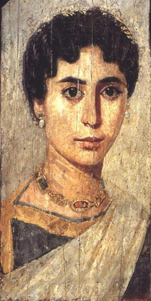 Fayum Mummy Portrait - Retratos de Faium