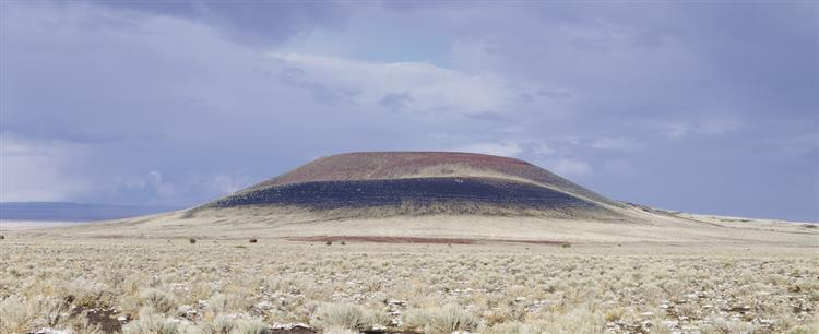 Roden Crater, 1979 - James Turrell