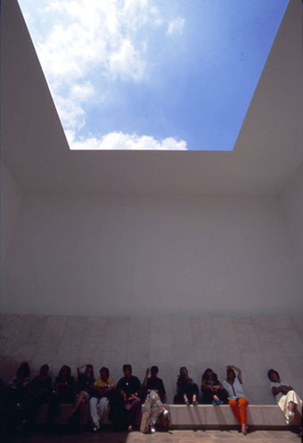 Space That Sees, 1992 - James Turrell