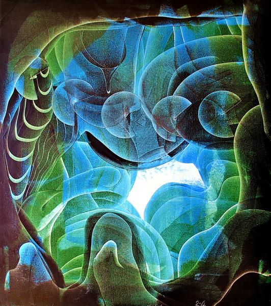 Lunar Eclipse, 2015 - Mauricio Paz Viola