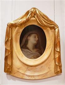 Portrait Funéraire D'henriette Sélincart - Charles Le Brun