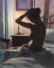 To Bed - Elin Danielson-Gambogi