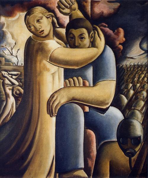 Guerra, 1940 - Carlos Quizpez Asín