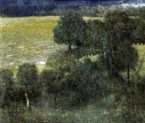 Forest Trees - Richard Eurich