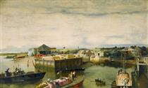 The British Power Boat Company - Richard Eurich