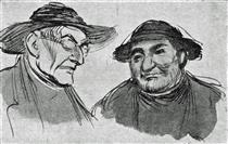 Romersk-katolska Präster - Альберт Эдельфельт