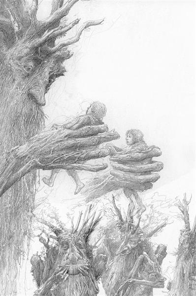 Ents - Alan Lee